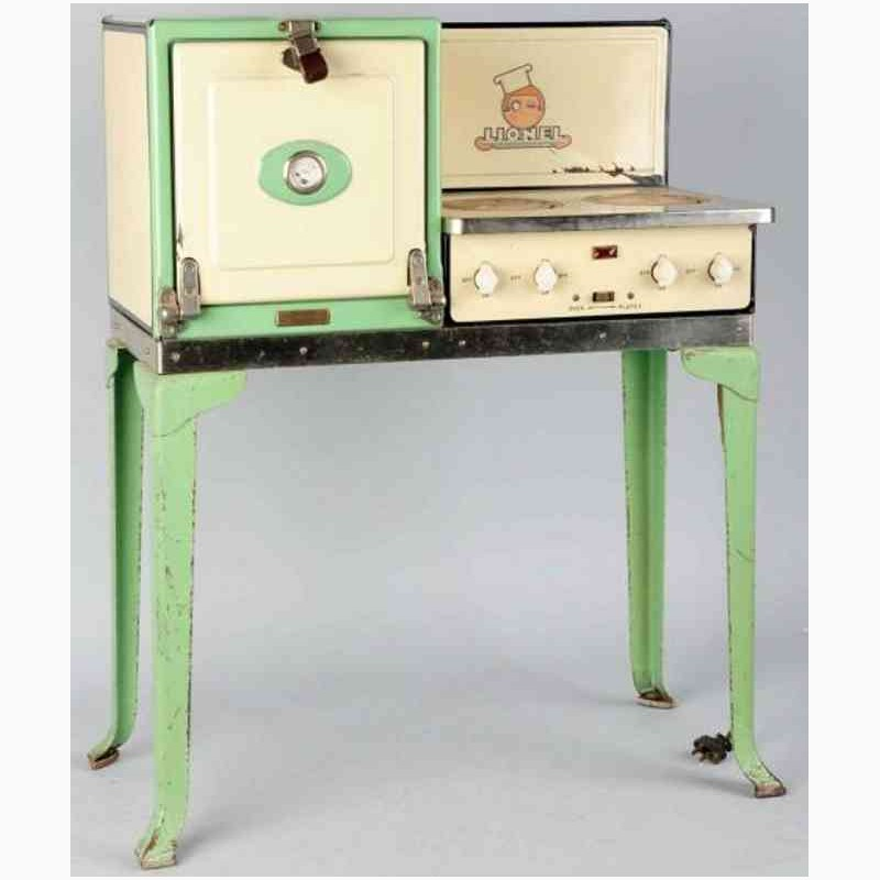 Lionel Electric Range for Girls