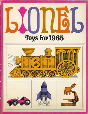 Lionel 1965 Catalog