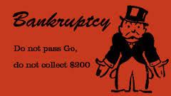 Lionel Bankruptcy