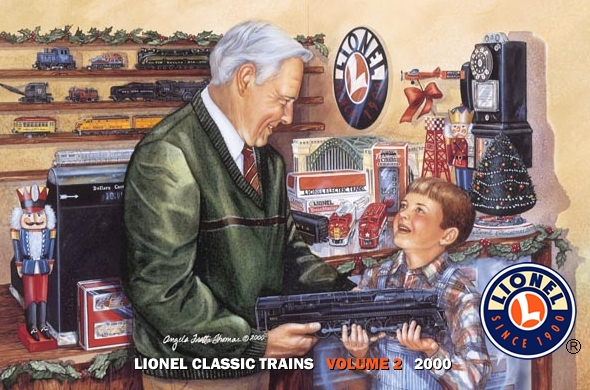 Lionel Angela Trotta Thomas Catalog